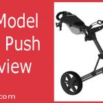 Clicgear Model 3.5+ Golf Push Cart Review : The Luxury SUV of Push Carts