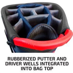 Datrek go lite hybrid stand bag reviews