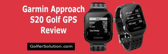 Garmin-Approach-S20-Review