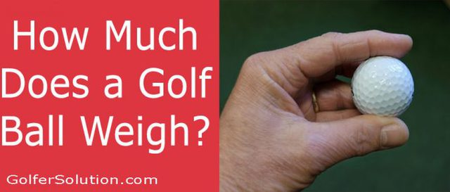 How-Much-Does-a-Golf-Ball-Weigh