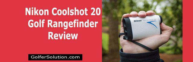 Nikon-Coolshot-20-Golf-Rangefinder-Review