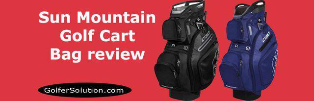 Sun-Mountain-C-130-Golf-Cart-Bag-review