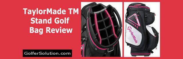 TaylorMade Stand Golf Bag Review
