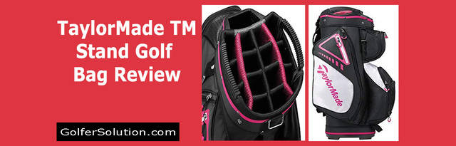 TaylorMade TM Stand Golf Bag Review – The Right Way!