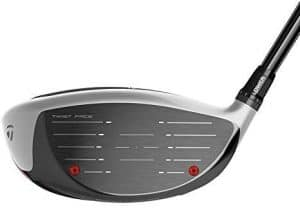 Taylormade M6's Twist Face