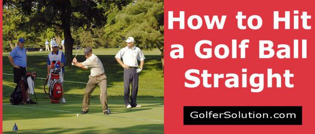 How-to-Hit-a-Golf-Ball-Straight