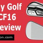 Callaway Golf Apex CF16 Pro IRON Reviews