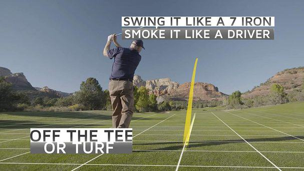 How to Hit The Gx-7 Driver