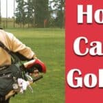 How to Carry a Golf Bag Properly
