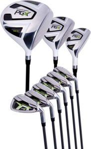 Pinemeadow Men's PGX Golf Set-Driver review